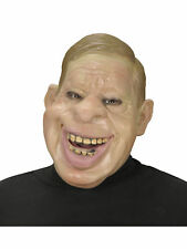 Latex Maske Robert Karneval lustiger Mann Fasching