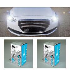 6000K Diamond White HID Xenon Headlight Bulb Upgrade For HYUNDAI GENESIS G90 G80