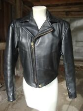 Women's Custom Columbia Langlitz Leather Jacket * Small