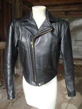 SALE! Women's Custom Columbia Langlitz Leather Jacket * Small