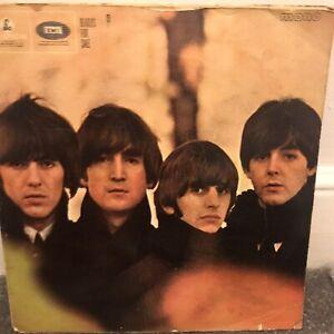 The Beatles - Beatles For Sale UK Mono Vinyl LP Black/Yellow label Parlophone