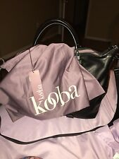 Kooba handbags, tote, black purses, black handbags, name brand bags, kooba