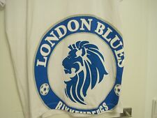 COOL BIKKEMBERGS T-shirt (nuovo) Londra Blues. Taglia M (cade come L off). np:119 €