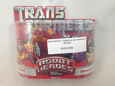 Transformers Movie Series Robot Heroes Rodimus Insecticon NEW MIB