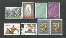 IRELAND - 8 DIFFERENT - #445-8, 459-62 - MINT - YR 1979