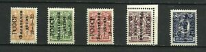 RUSSIA FOR CHILDREN 1922 MNH ** SET