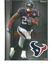 Arian Foster Houston Texans 9 Fathead Tradeable 2013 NFL