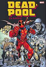 NEW Deadpool Classic Omnibus Vol. 1 (Marvel Omnibus: Deadpool Classic)