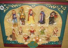 D23 EXPO 2017 Disney Art of Snow White 80th Anniversary 13 pc Ornament Set LE850