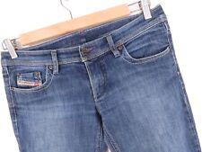 LU712 DIESEL JEANS LOWKY PANTS STRETCH LOW WAIST ORIGINAL PREMIUM size 29