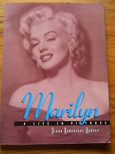 MARILYN A LIFE IN PICTURES BY DIANA HARVEY,  MARILYN MONROE