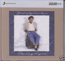 """Julio Iglesias - Starry Night"" Japan Sony K2HD 24-Bit/100kHz Audiophile CD New"