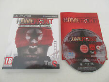 HOMEFRONT EDITION EXCLUSIVE RESISTANCE - SONY PLAYSTATION 3 - JEU PS3 COMPLET