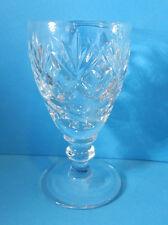 """ROYAL DOULTON GEORGIAN PATTERN CORDIAL GLASS  (S) 3"""""""