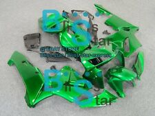 Green Glossy INJECTION Fairing Kit HONDA CBR600RR 2005-2006 92 A1