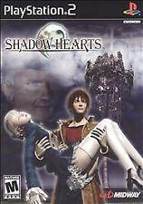 Shadow Hearts (Sony PlayStation 2, 2001) - English Version
