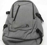 Yoked Apparel Men Business & Travel Laptop Backpack, Gray