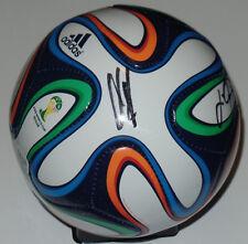 CLINT DEMPSEY SIGNED AUTO'D BRAZUCA SOCCER BALL USMNT JURGEN KLINSMANN WORLD CUP