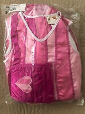 Lazytown Stephanie Costume Age 3-4 - Brand new and unused