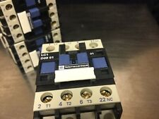 TELEMANIQUE LC1 D09-01 CONTROL RELAY SCHNEIDER electric breaker