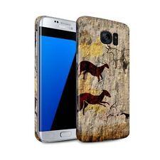 Housses et coques anti-chocs marron Samsung Galaxy S7 pour téléphone mobile et assistant personnel (PDA)