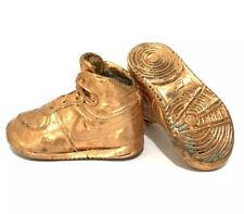 Original OG 1985 Nike Air Jordan 1 Baby Sneakers 7.5 100% Authentic BRONZED Shoe