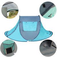 Pop-Up 2~4 Person Instant Tent Camping Outdoor Family Hiking Shelter HOT