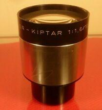 35mm ISCO GOTTINGEN f/1.6 105mm CINEMA PROJECTION LENS: 70mm BARREL SIZE