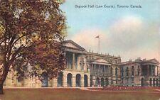 Osgoode Hall Law Courts Toronto Ontario ONT 587