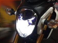 Honda Grom MSX125 LED Headlight Bulb Conversion Kit 30W White