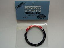 NEW SEIKO MEDIUM PEPSI BEZEL INSERT FOR SEIKO 7S26-0030 / 4205 DIVER'S WATCH