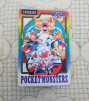 Pokemon Carddass Collection Special Carddass Excellent