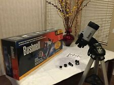 Bushnell NorthStar GOTO 90mm Telescope, in Mint Condition, with Original Box.