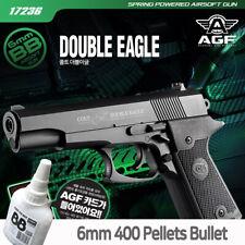 Academy COLT DOUBLE EAGLE Handgun Pistol Airsoft BB Shot Gun Military Kit17236