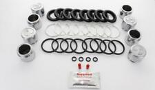 for TOYOTA CELICA 4WD ST205 FRONT Brake Caliper Repair Kit +Pistons (BRKP287)