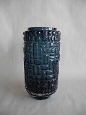Grande vaso di vetro pavimento vaso vetro Graal 60er anni EML scintilla