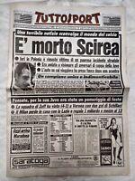 TUTTOSPORT 04 SETTEMBRE 1989 LA MORTE DI GAETANO SCIREA 09