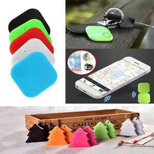 Smart Tag Finder Bluetooth Tracer Pet GPS Locator Alarm Wallet Key TrackerS