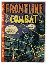 Frontline Combat #5 (Nice) Kurtzman Davis Wood Severin 1952 EC comics (j#2068)