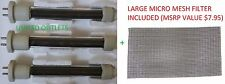 Set of 3 New Longer Life Bulbs/Heating Elements 4 EdenPURE GEN4 Infrared Heater