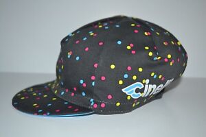 Cinelli Caleido Dots Cycling Cap New