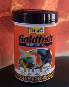 Tetra Goldfish Variety Pellets 1.87 oz
