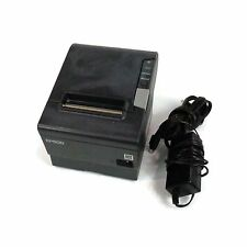 Epson M244A TM-T88V USB POS Thermal Receipt Printer w/ Power Supply