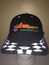 THIEF RIVER FALLS MN RV SPORTS Vintage Trucker Hat Baseball Cap Retro Rare DD