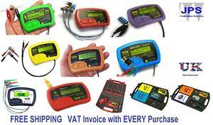 PEAK Testers Test Equipment & Spares Atlas ZEN50 ESR70 LCR40 DCA75 SCR ATPK UTP