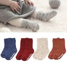 Winter Unisex Baby Wool Socks Warm Thick Toddler Newborn Non-slip Floor Socks