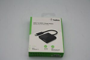 BELKIN USB Type-C to HDMI Adapter + charge MacBook Pro HDMI Adaptor (OFFERS OK)