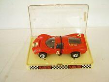 Scalextric-Car-Ferrari-P4-Red-No5-C16-USED-IN-BOX  Scalextric 1:32