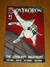 OXYMORON LOVELIEST NIGHTMARE #1 COMIX TRIBE