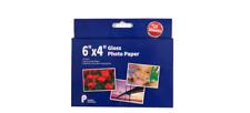 Super Qualität 6x4 Glänzend Fotopapier 25 Blätter 200 Gsm